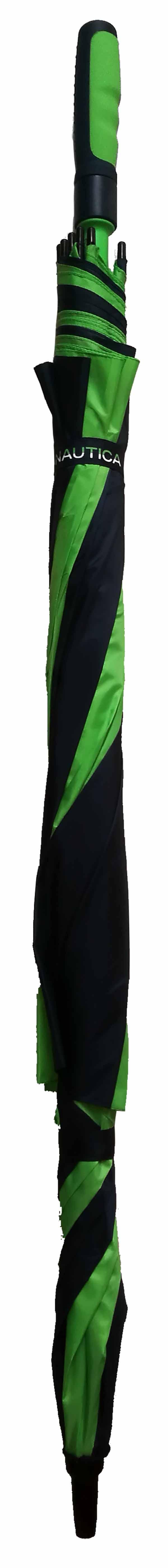 Sombrilla de golf Nautica verde 68 02