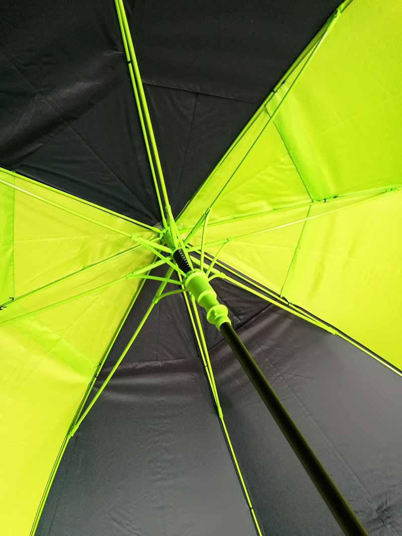 Sombrilla de golf Nautica verde 68 03