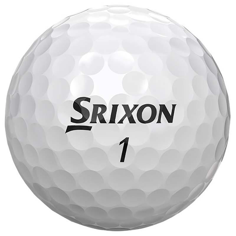Bolas Srixon Q star Tour blancas tienda de golf golfco 03
