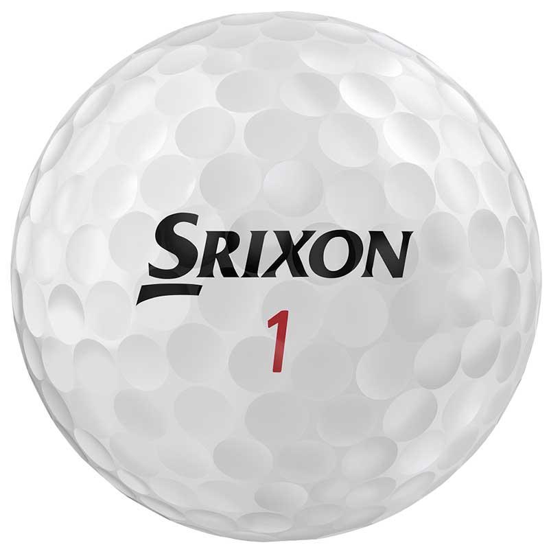 Bolas de golf Srixon Z star XV tienda de golf golfco Blancas 03