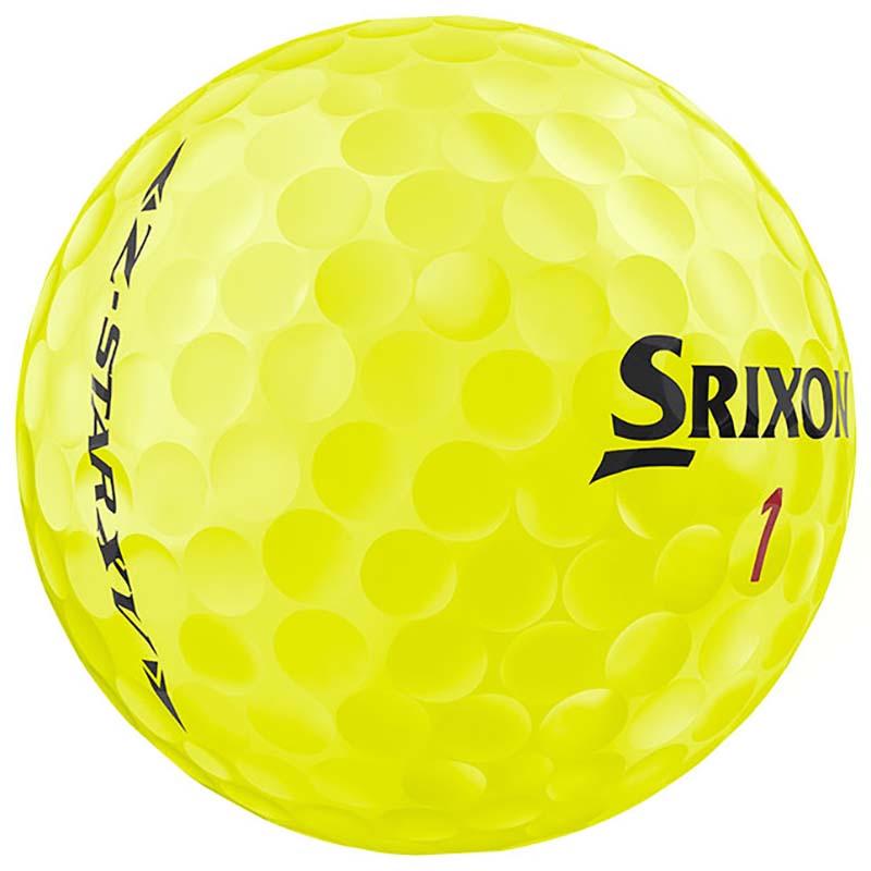 Bolas de golf Srixon Z star XV tienda de golf golfco Blancas 02