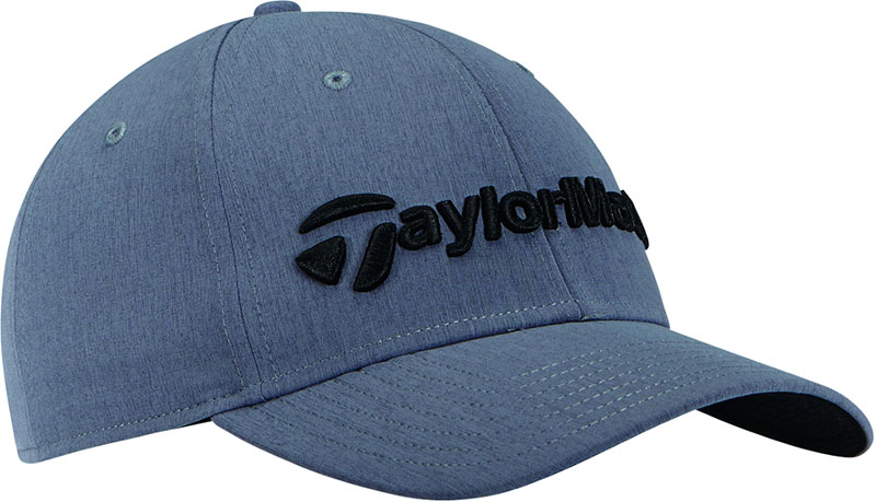 Gorra de golf Taylormade Performance seeker gris