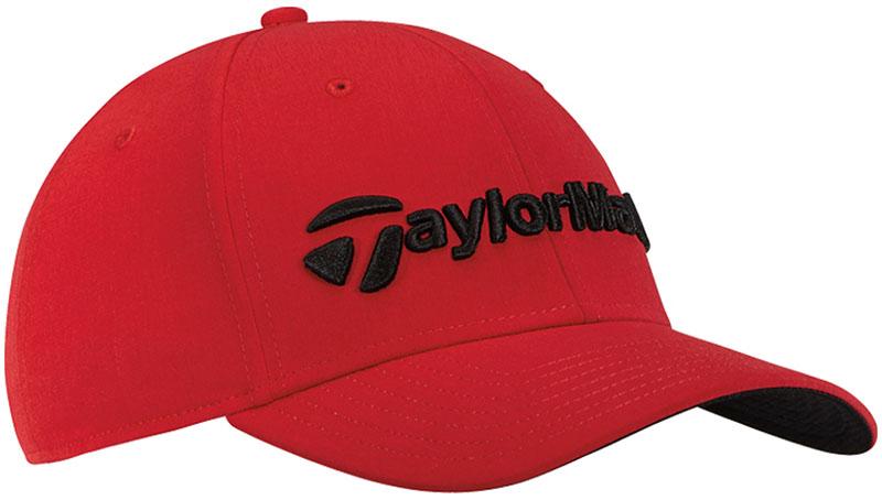 Gorra de golf Taylormade Performance seeker roja