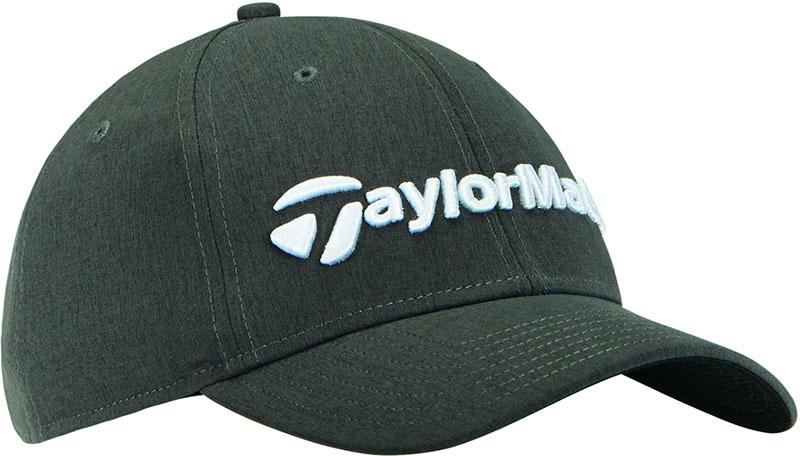 Gorra de golf Taylormade Performance seeker gris carbon