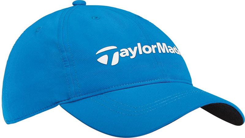 Gorra de golf TaylorMade Performance Line azul 01