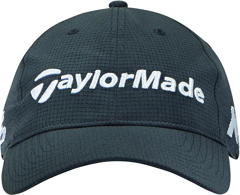 Gorra de golf Taylormade lite tech tour gris 03