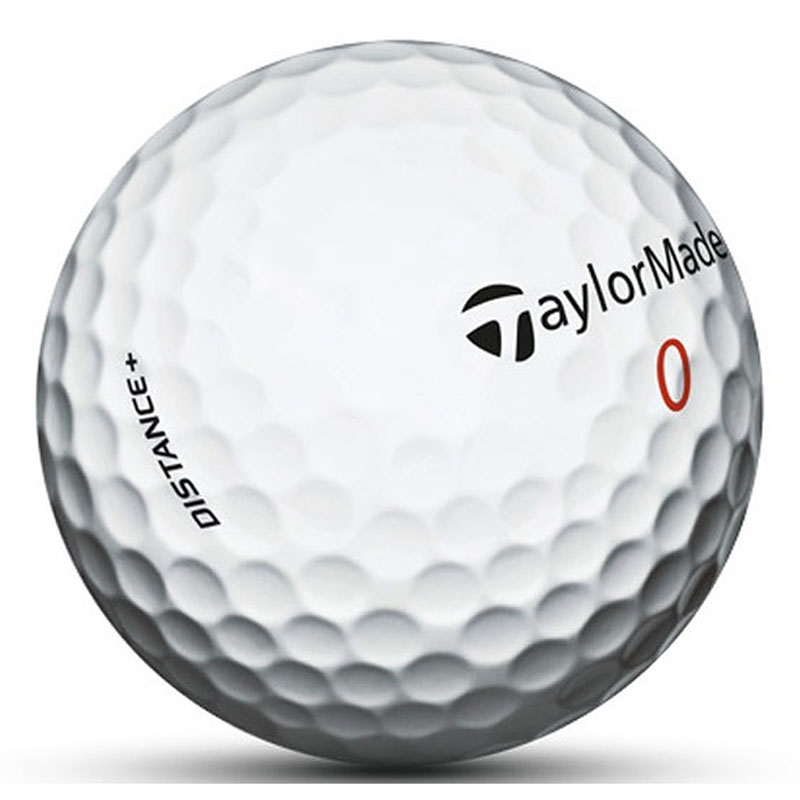 Bolas de golf TaylorMade Distance Plus 02