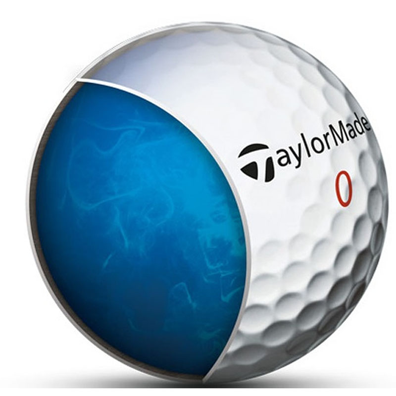 Bolas de golf TaylorMade Distance Plus 03