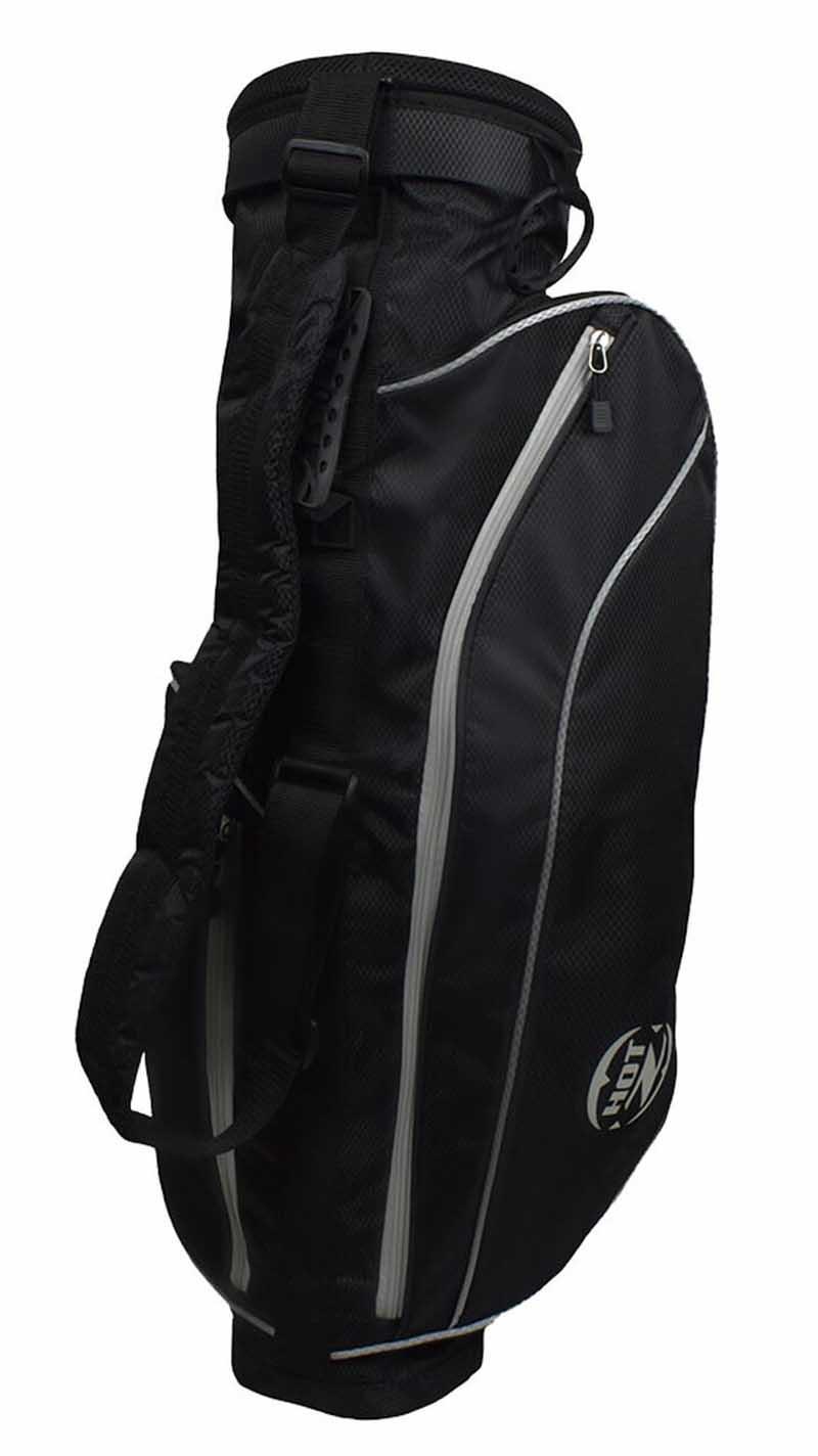 Talega de golf Hot Z Lápiz negra para palos de golf 01