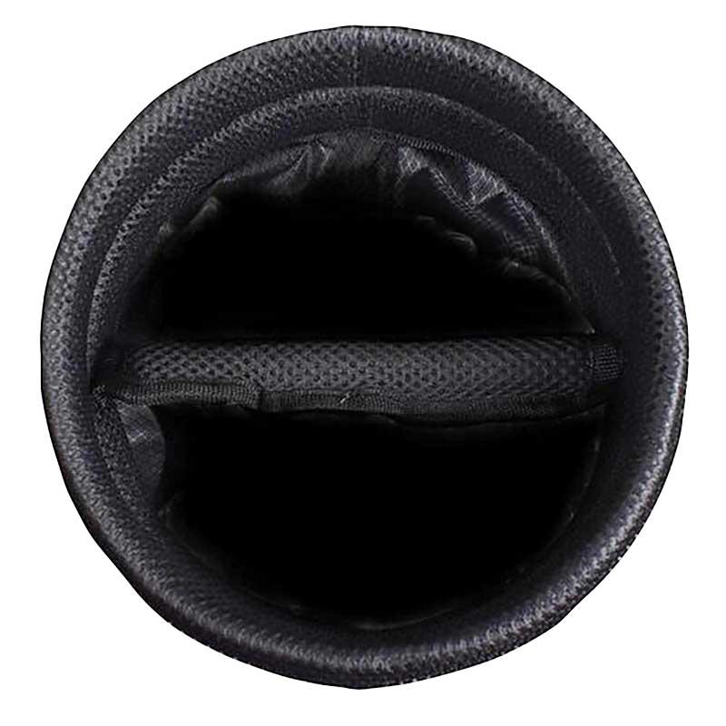 Talega de golf Hot Z Lápiz negra para palos de golf 03