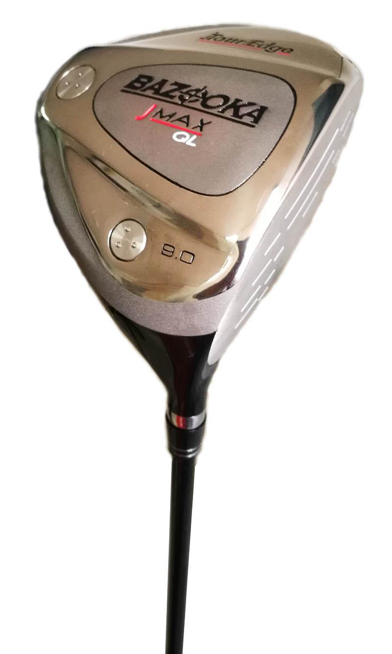 Palos de golf Driver de golf Tour Edge JMax Bazooka 01