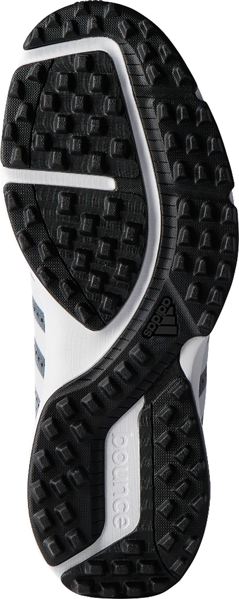 Zapatos de golf adidas traxion blancos 02