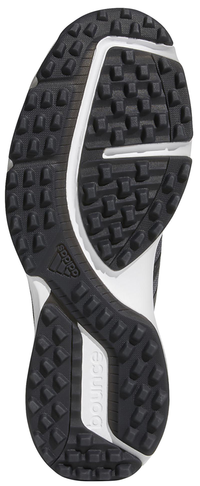 Zapatos de golf adidas 360 Traxion grises 02