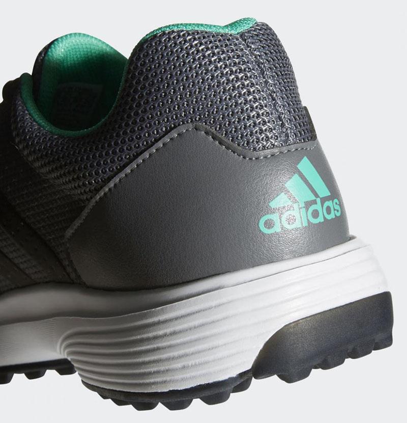 Zapatos de golf adidas 360 Traxion grises 04