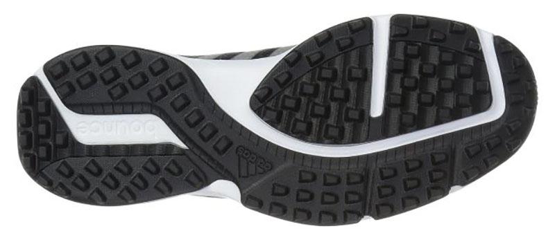 Zapatos de golf Adidas Traxion 360 Blanco negro 03