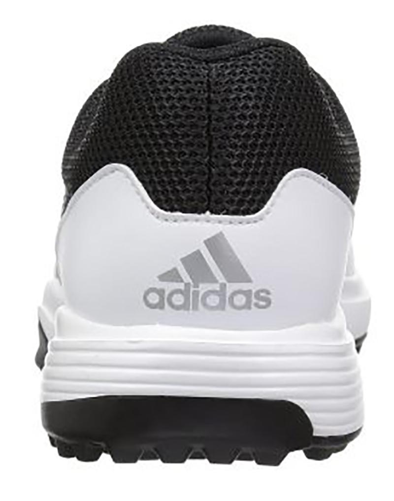 Zapatos de golf Adidas Traxion 360 Blanco negro 05