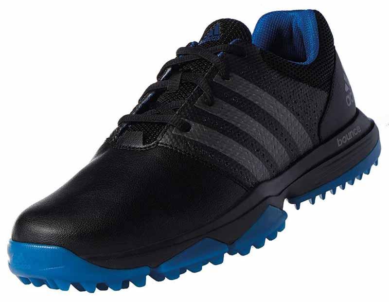 c810aa32a96b6 Zapatos de golf Adidas 360 Traxion 11M negro tienda de golf golfco