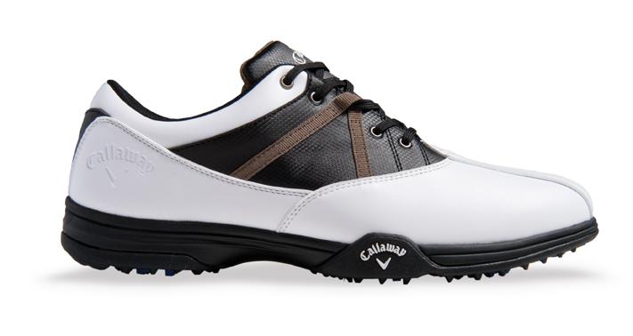 Zapatos de golf Callaway Chev Comfort B y N 02
