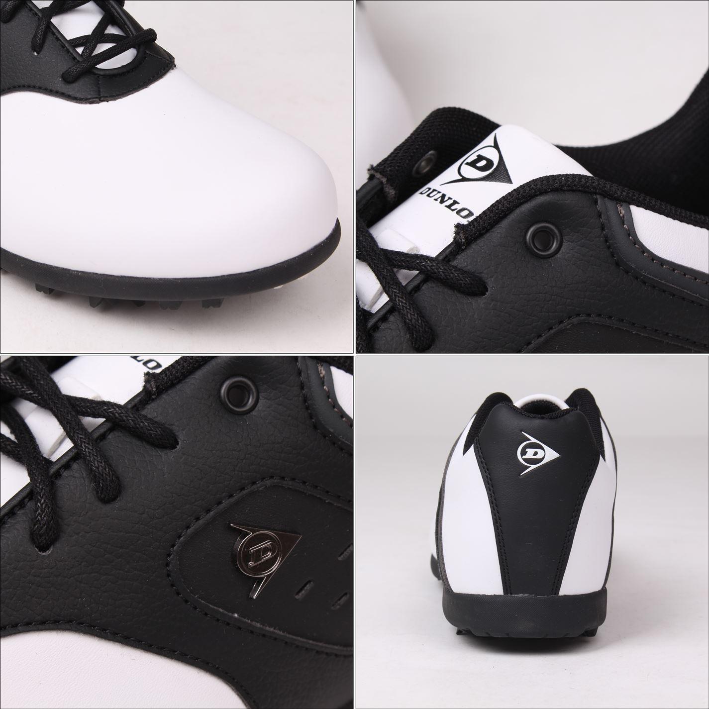 Zapatos de golf dunlop clásicos 02