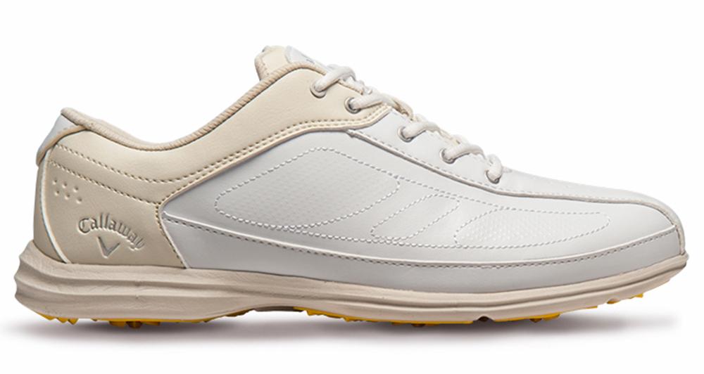 Zapatos de golf callaway dama blanco y hueso cirrus 03