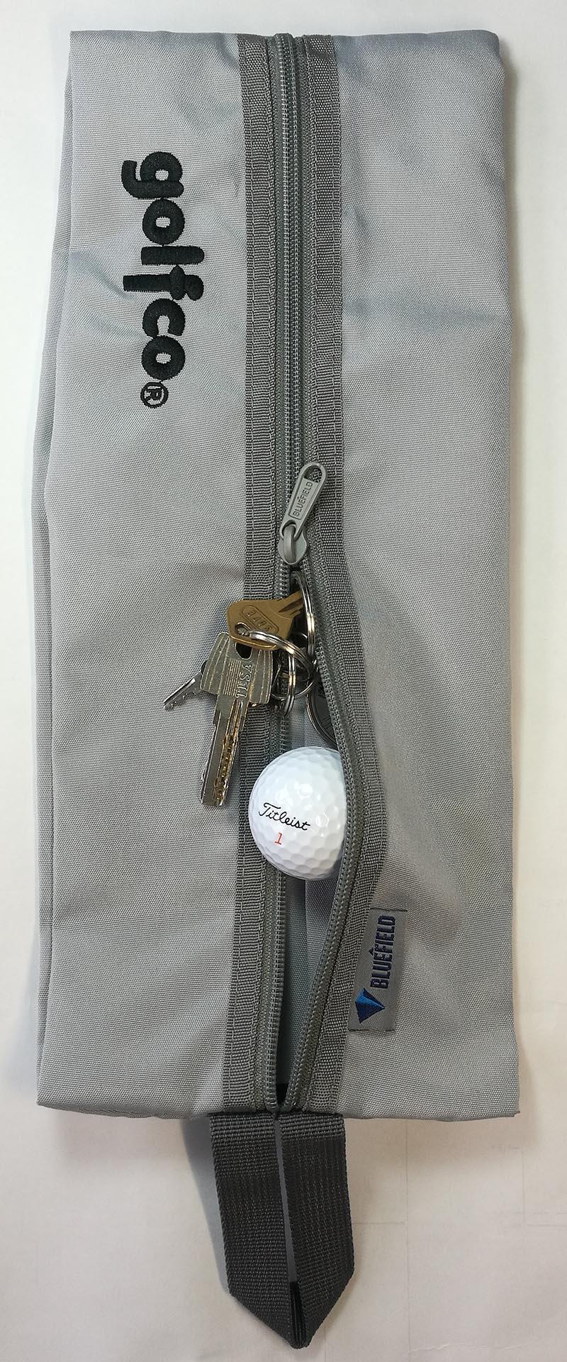 Estuche golfco bolsa organizador gris 01